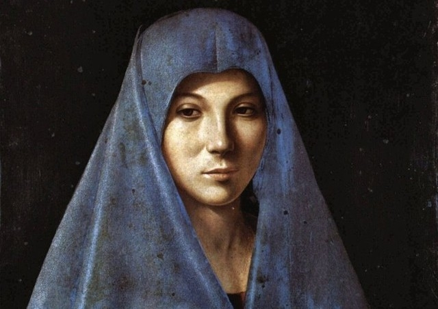 Annunciata di Antonello da Messina